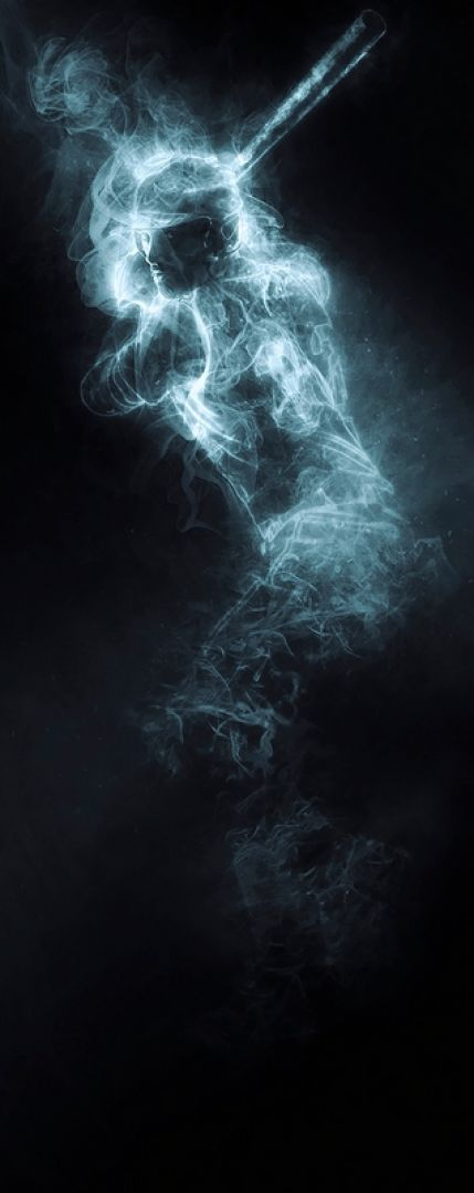 Smoke Photoshop action – effect of cigarette smoke in the pictures