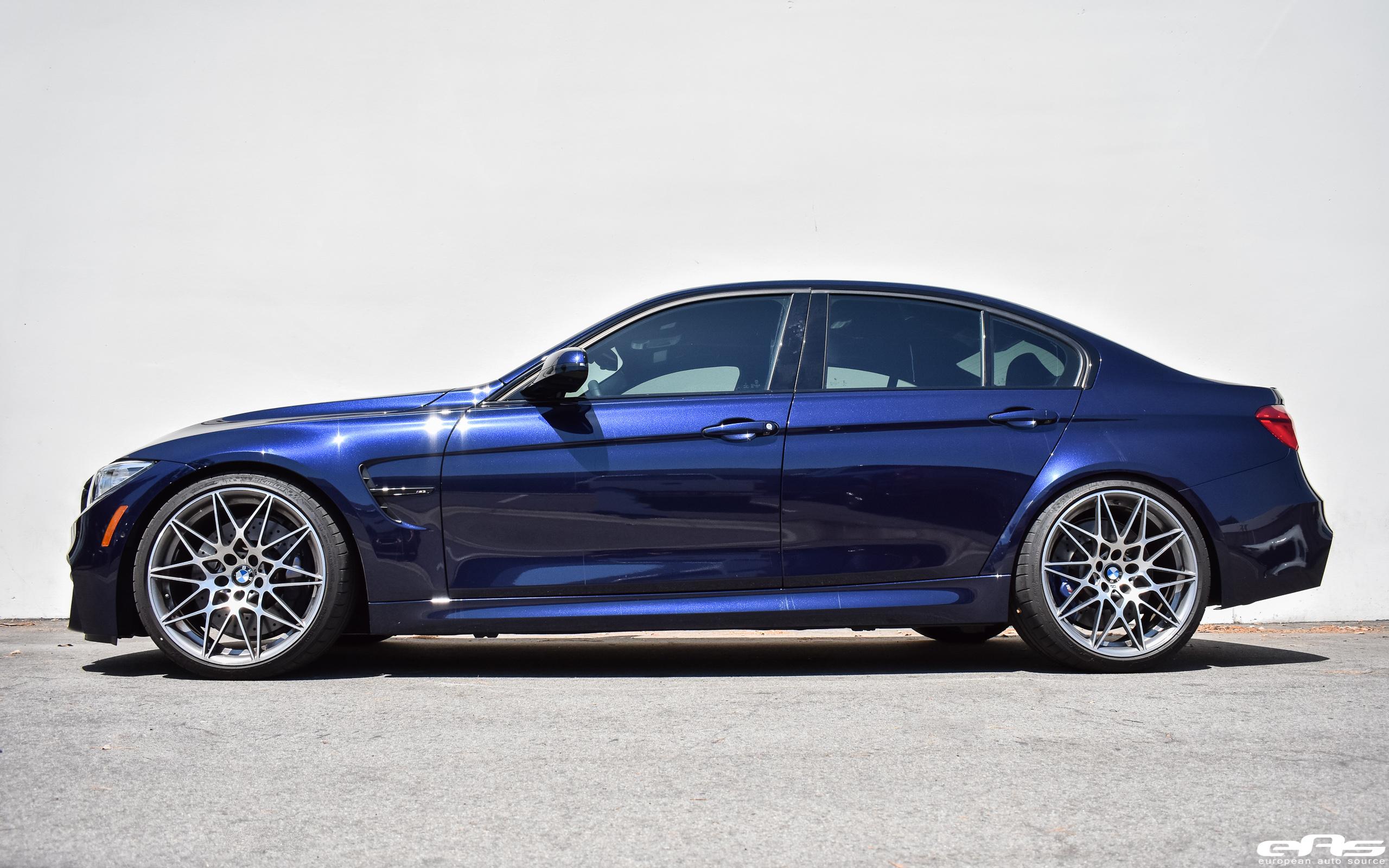 Interlagos Blue E46 M3 >> Tanzanite Blue Metallic F80 M3 ZCP - Macht Schnell | BMW Performance Parts & Services