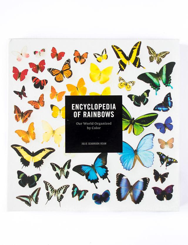 encyclopedia of rainbows book review