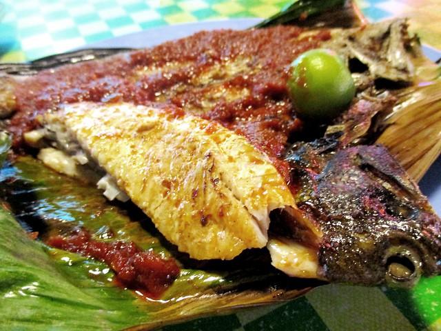 Ikan bakar, Dewan MUC 3