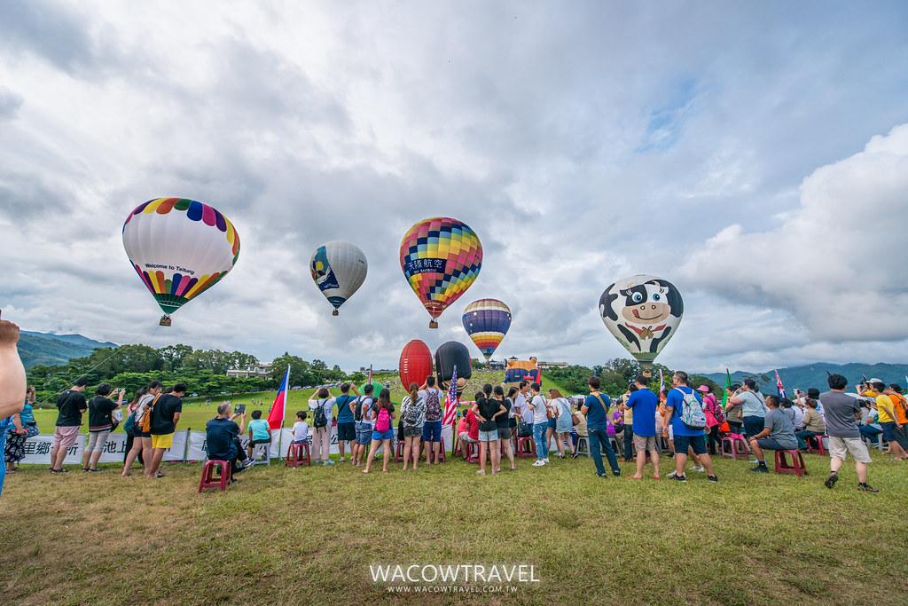 台東熱氣球活動