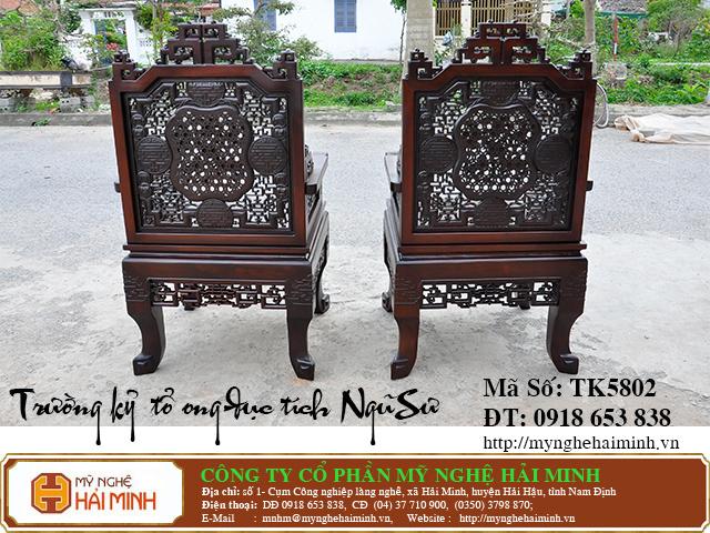 TK5802f  Truong ky to ong duc tich Ngu Su  do go mynghehaiminh