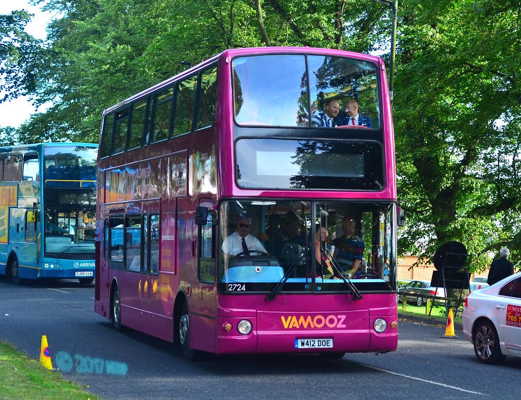 ... W412DOE 2724 York Pullman Bus Company on loan from Transdev Harrogate  and District   by MTBP