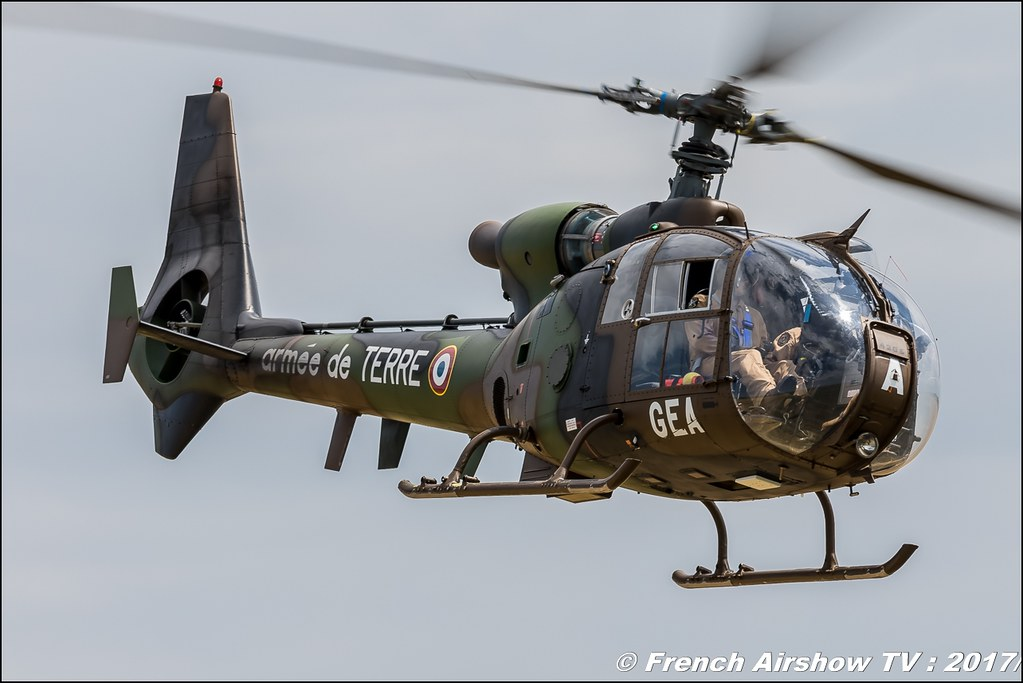 Alat Gazelle , Meeting de France 2017 , Dijon longvic , Bleuciel Airshow, meeting aerien dijon 2017 , Meeting aerien de France a Dijon