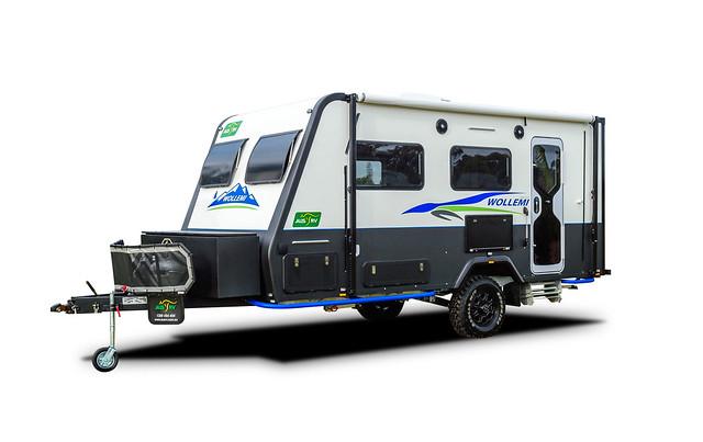 Wollemi 17-02-XT (Extreme Terrain) Off Road Caravan