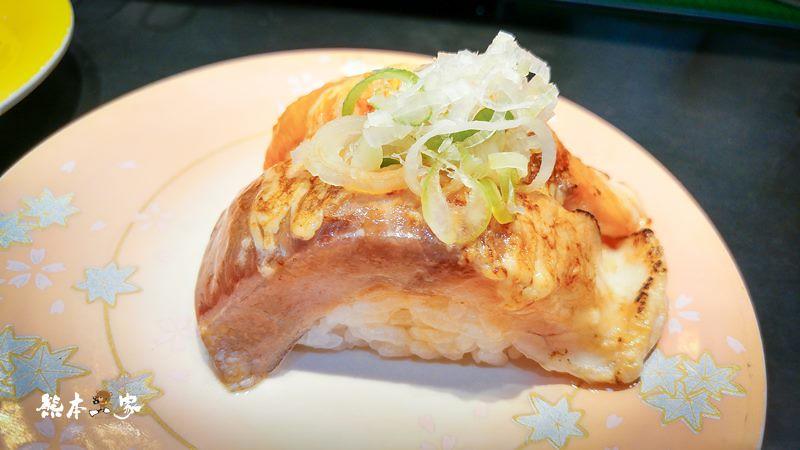 元祖壽司|平價迴轉壽司|成田機場美食街|日本千葉美食