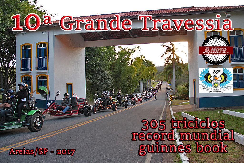 TRIKES = A GRANDE TRAVESSIA