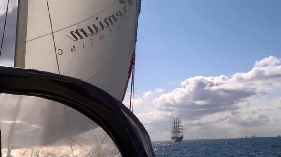 صور السفينة الشراعية الجزائرية  [ الملاح 938 ] - صفحة 8 36026607006_529656f457_o