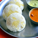 Raw rice idli recipe