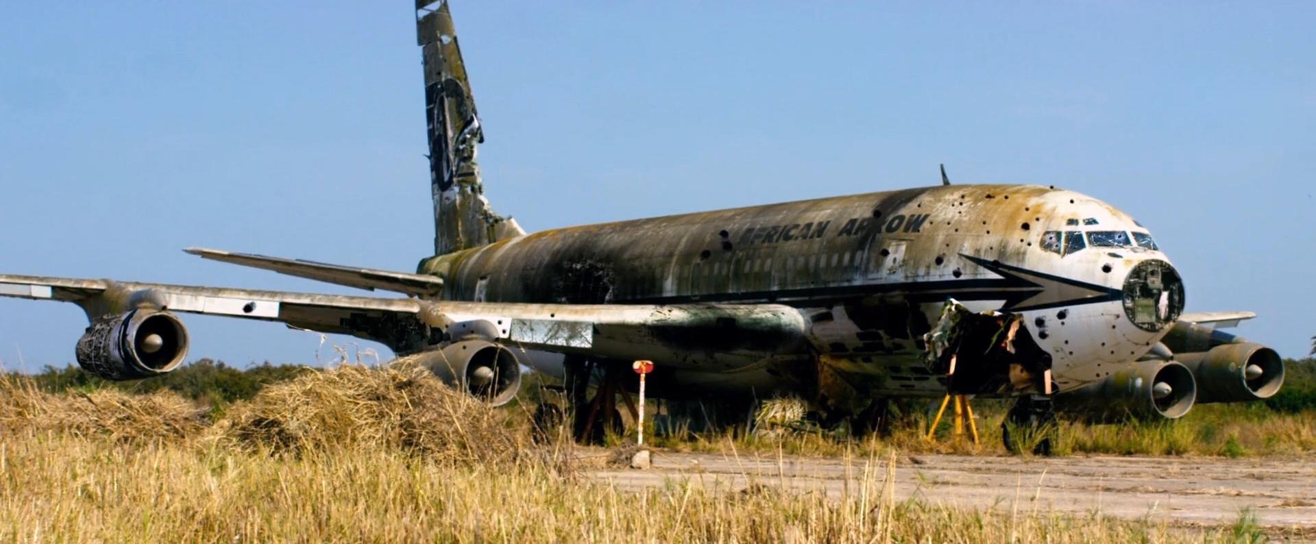 Les 2 Boeing 707 des FRA 36148799256_2a445d0e5d_o