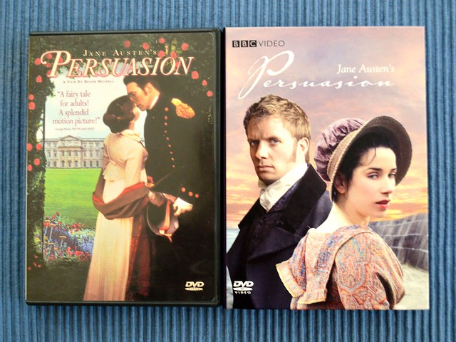 Jane Austen Rewatch Persuasion