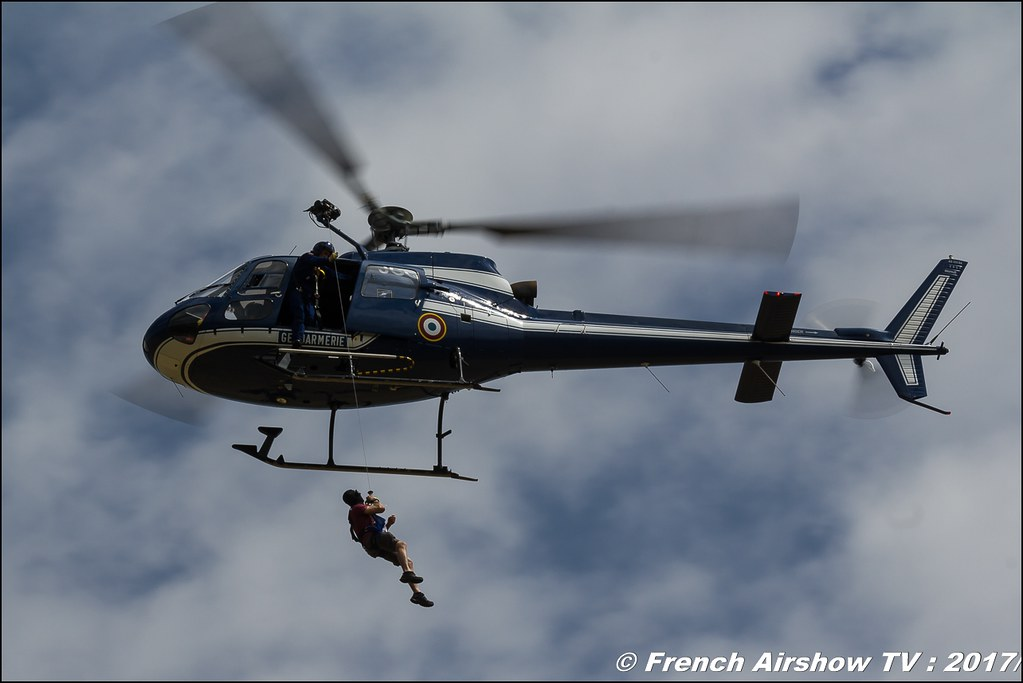 Ecureuil gendarmerie, Meeting de France 2017 , Dijon longvic , Bleuciel Airshow, meeting aerien dijon 2017 , Meeting aerien de France a Dijon