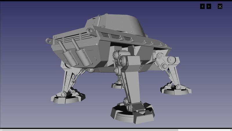 UA72107 3D 08 | par Cyber-Mecha