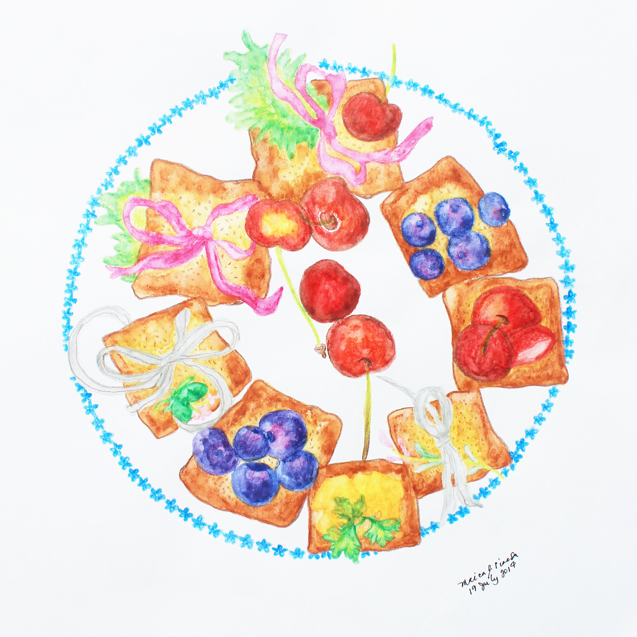 https://www.behance.net/gallery/54918707/Toast-Plate