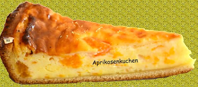 Saftiger Aprikosenkuchen ... Foto: Brigitte Stolle, Mannheim