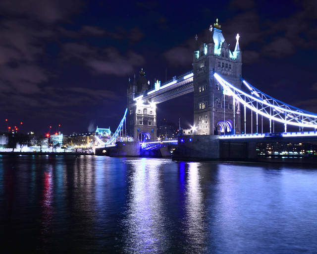 Puente de Londres, uno de los imprescindibles de Londres en toda vista a la ciudad inglesa