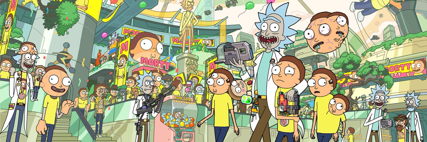 Rick & Morty: Exquisite Corpse