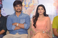 Vaishakam Movie Successmeet Stills