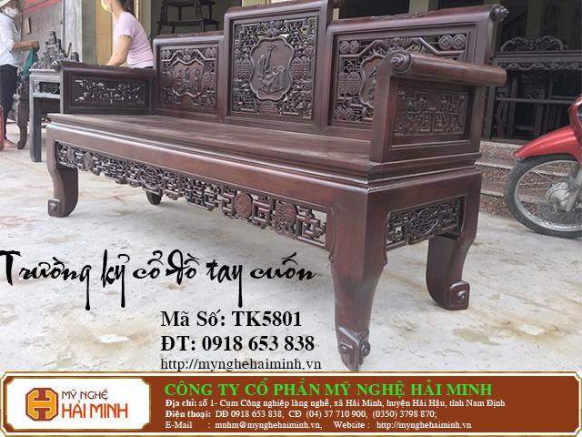 TK5801g  Truong ky co do tay cuon  do go mynghehaiminh