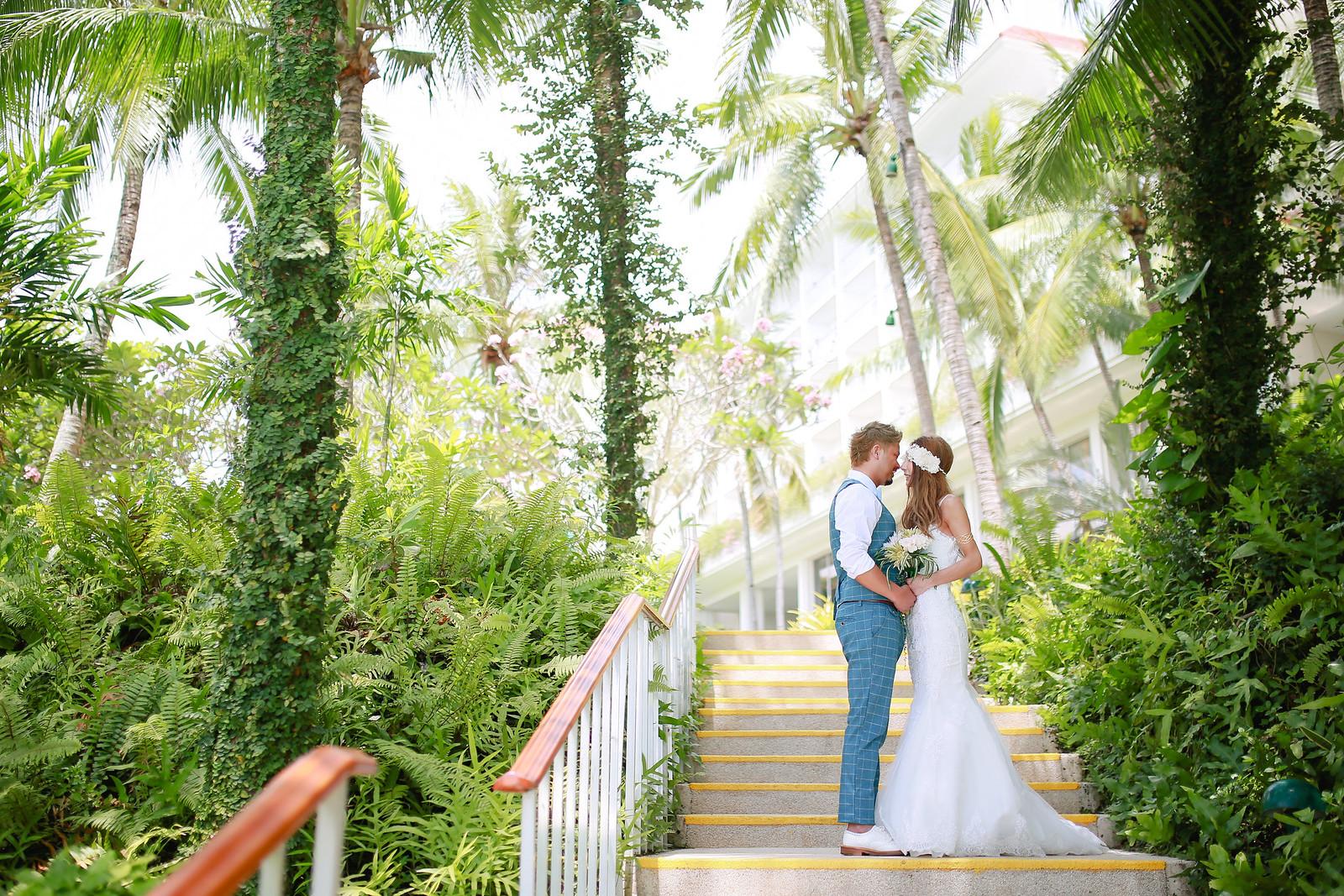 Shangri-La Mactan Pre-Wedding - Katsuki & Yurika