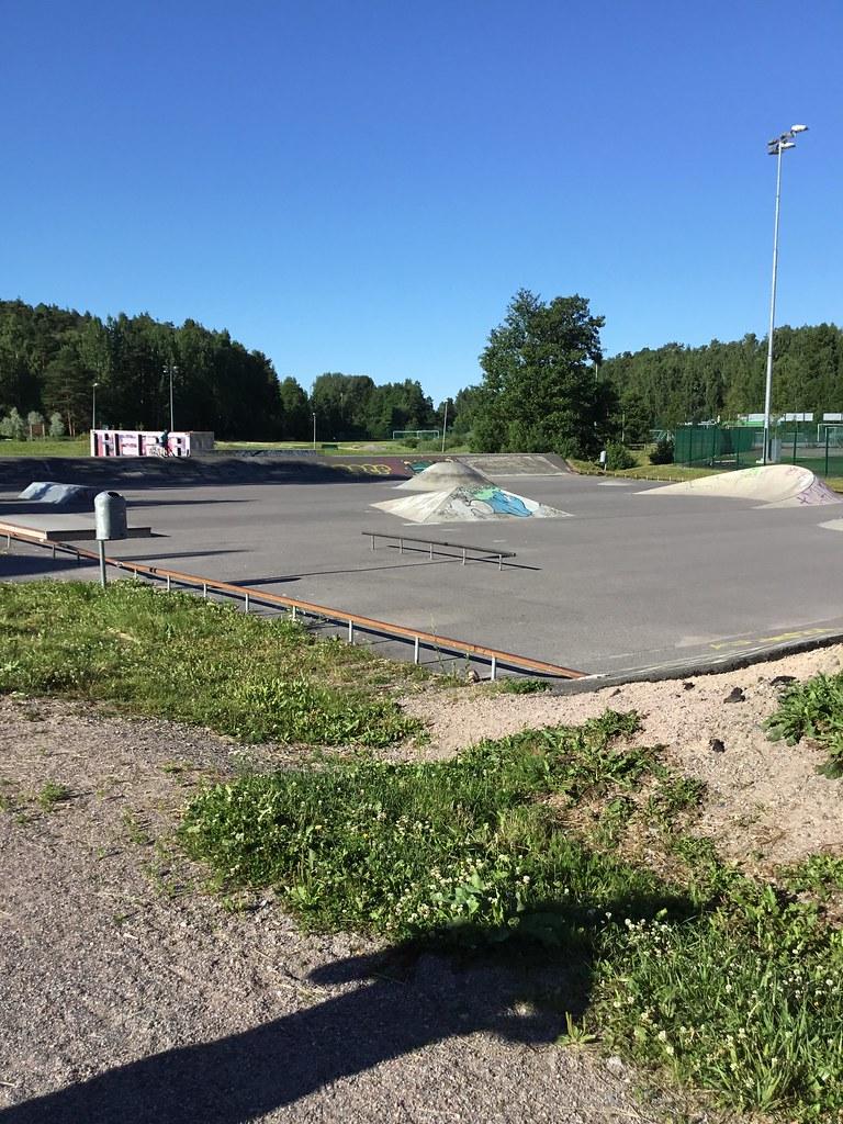 Kuva toimipisteestä: Espoonlahden urheilupuisto / Skeittipaikka