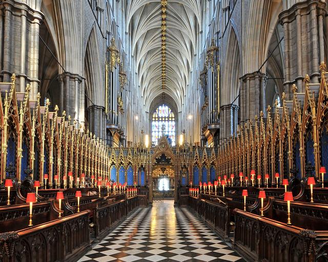 Abadía de Westminster, de los lugares más importantes que ver en Londres