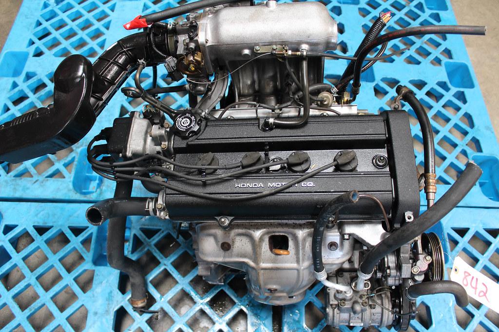 JDM HONDA CRV CIVIC INTEGRA B20B 2.0L ENGINE LONG BLOCK MOTOR P8R ... Awesome Design