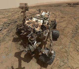 chemcam on Mars