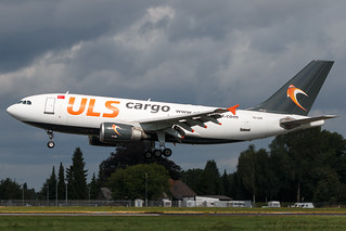 Airbus A310(F) - ULS Cargo - TC-LER | by Kelvin Jahae