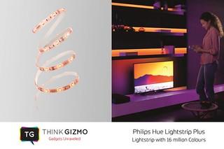 Philips Hue Lightstrip Plus | Philips Hue lightstrip plus gi
