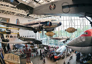 Smithsonian National Air and Space Museum, Washington DC | by szeke