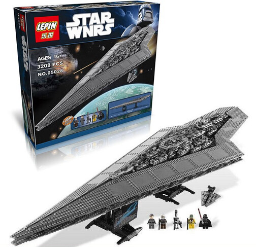 Review: Lepin Super Star Destroyer | Brickset: LEGO set guide and ...