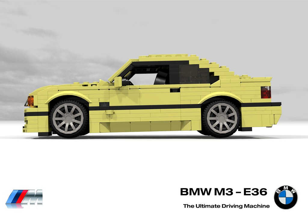 BMW E36 M3 Coupe - 1992 | Peter Blackert | Flickr