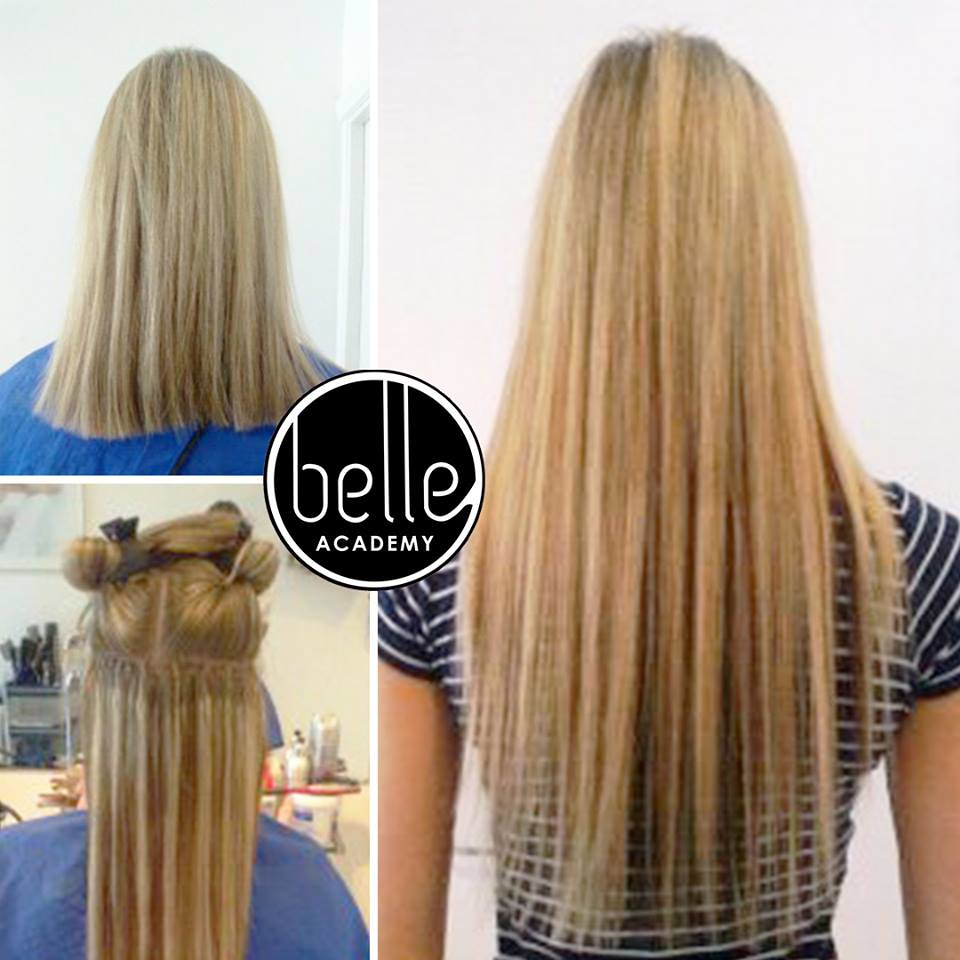 Hair Extension Courses Manchester Belle Academy Centers Flickr