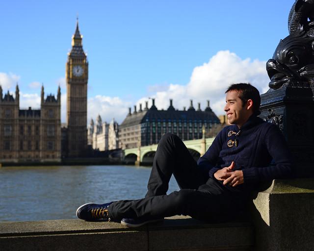 Disfrutando de lo mejor que ver en Londres