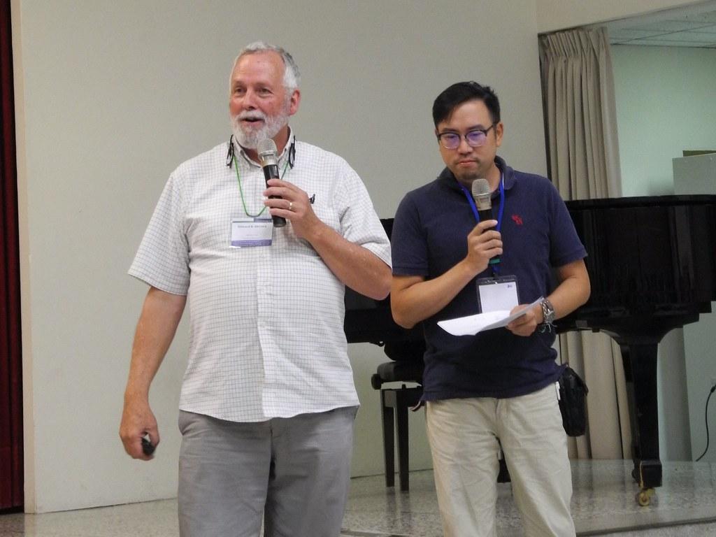 洛桑運動東亞諮詢會議開幕式中,布朗牧師提出基督徒更應該關心環境問題