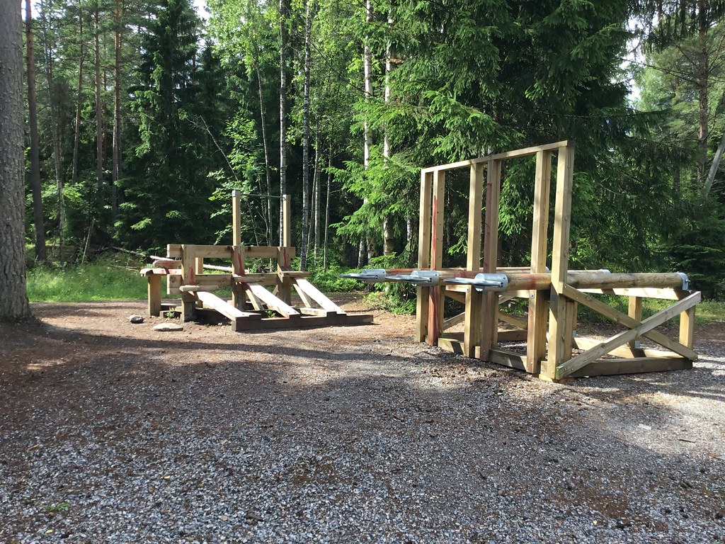 Kuva toimipisteestä: Espoon keskuspuisto / Ulkokuntoiluvälineet