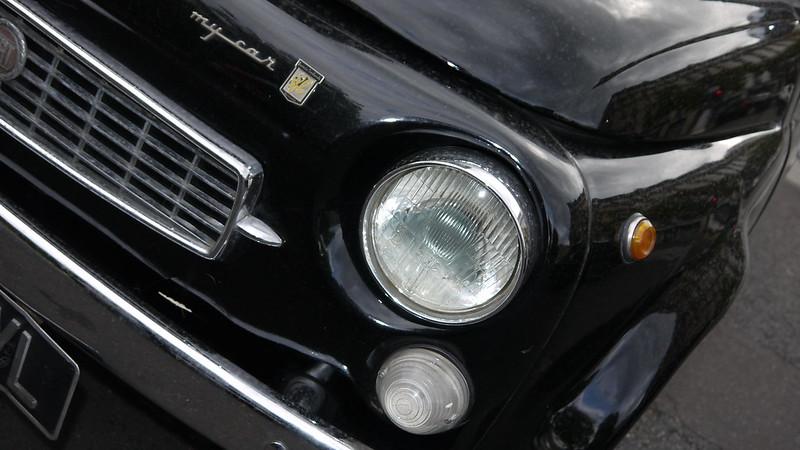 """FIAT 500 Lombardi """"My-Car"""" 1971 - Paris Juillet 2017 35922160752_9a77a5fd5d_c"""