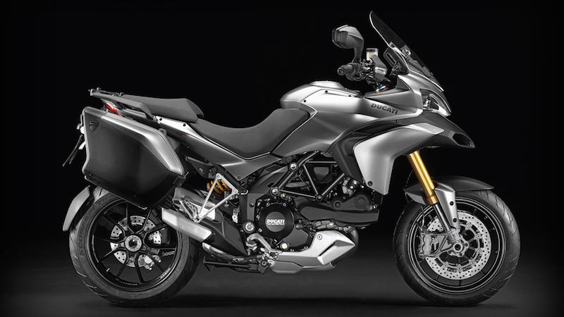 2012 Ducati Multistrada 1200S Touring