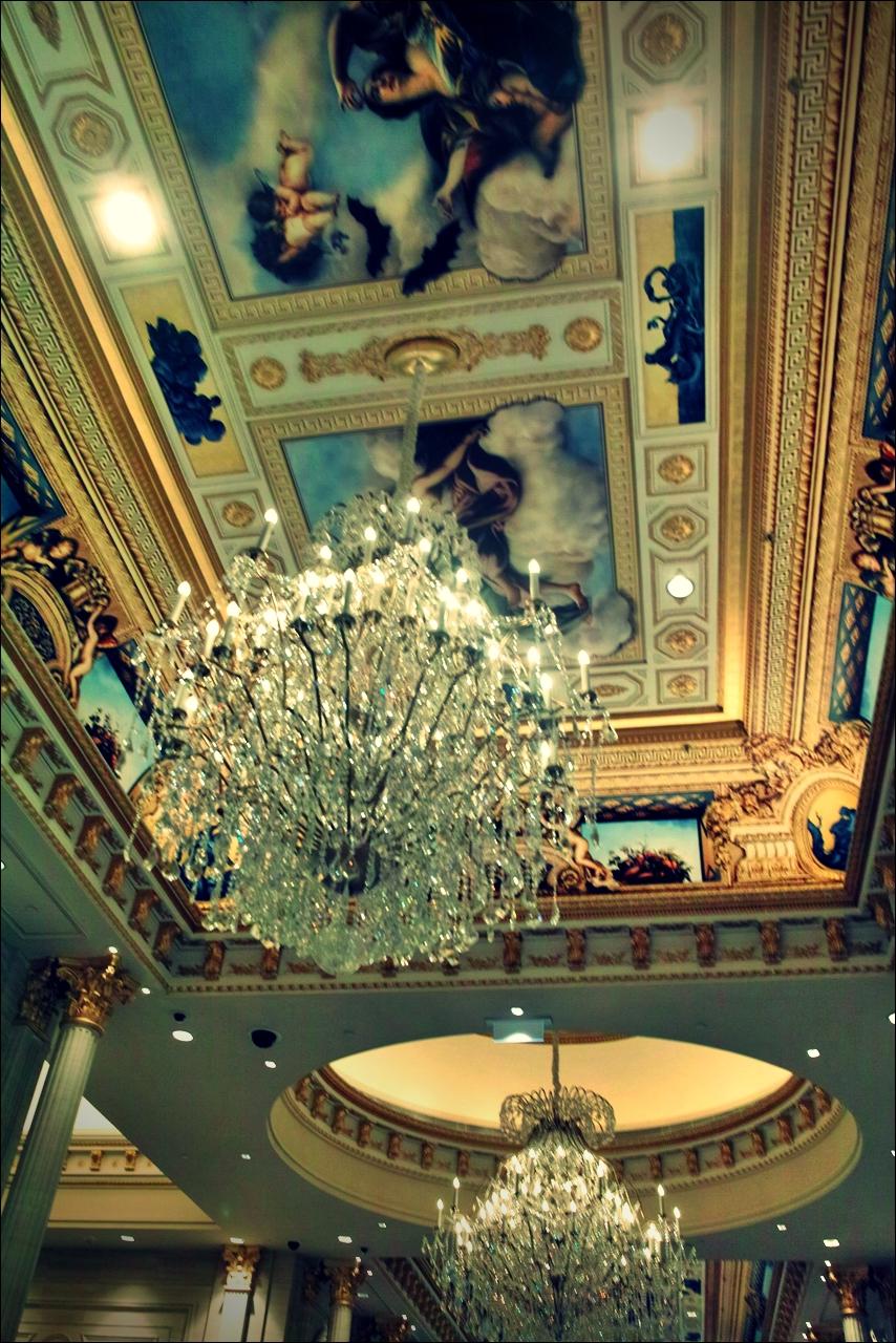 파리지앵-'베네치안 마카오 리조트(The Venetian Macao Resort Hotel, Cotai, Macau)'