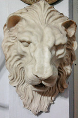 Face of the Lion, Museum of Rajas'
