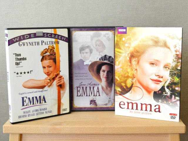 Jane Austen Rewatch Emma