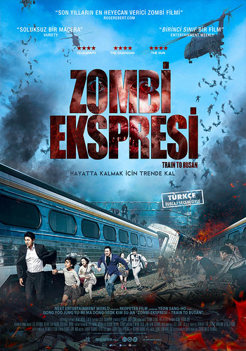 Zombi Ekspresi - Train to Busan