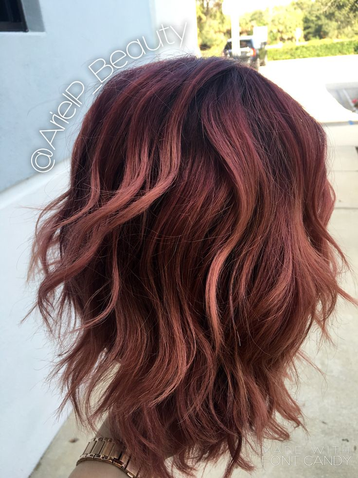 Trendy Hair Highlights Colormelt Balayage Baliage Ombre