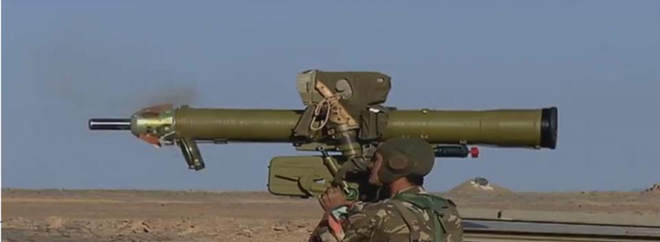 القوات البرية الجزائرية [  Missiles Anti-Chars ]   - صفحة 2 35624480770_c25803e204_o