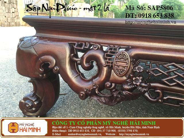 SAP5806e  Sap gu Ngu Phuc Mat 2  do go mynghehaiminh