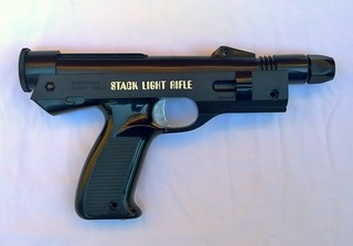 Stack Light Rifle (pistol) | by Deep Fried Brains