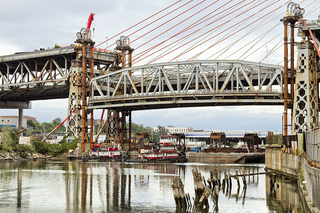 common bridge transporter july 2017 the newtown pentacle