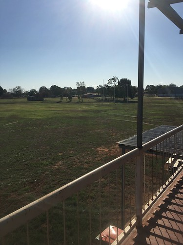 Ngukurr Oval, the home of the Ngukurr Bulldogs #outback #northern #territory #community #football | by chanceboondock