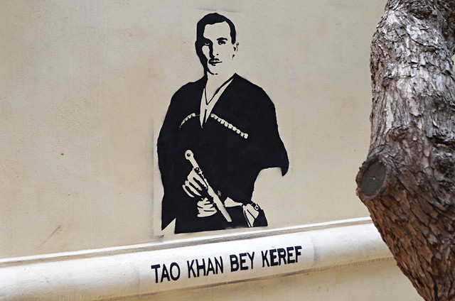 Tao Khan Bey, Citadel, Calvi, Corsica
